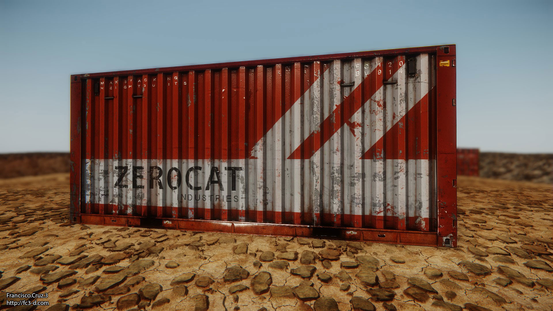 Francisco cruz fc3 container 01