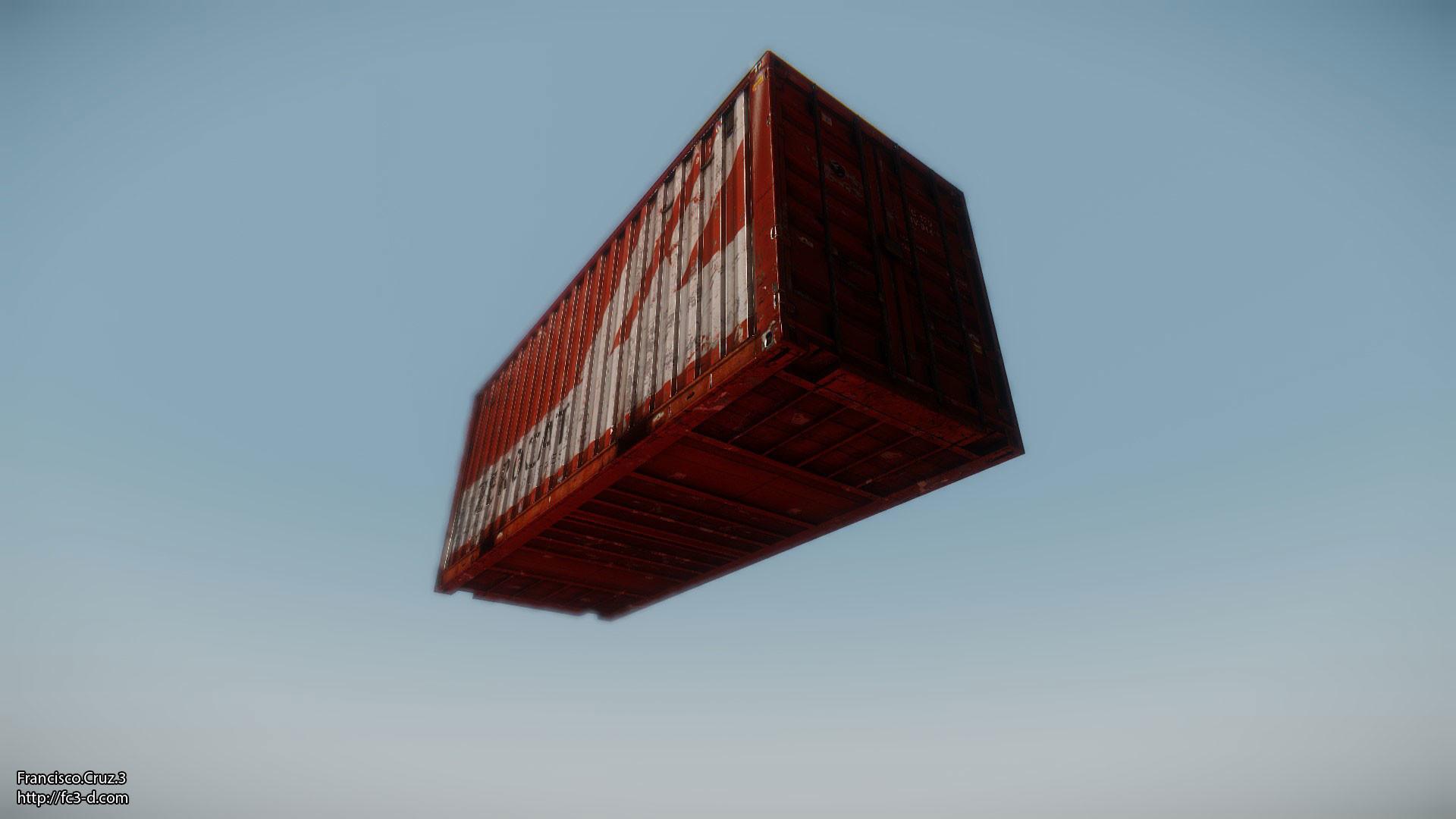 Francisco cruz fc3 container 10