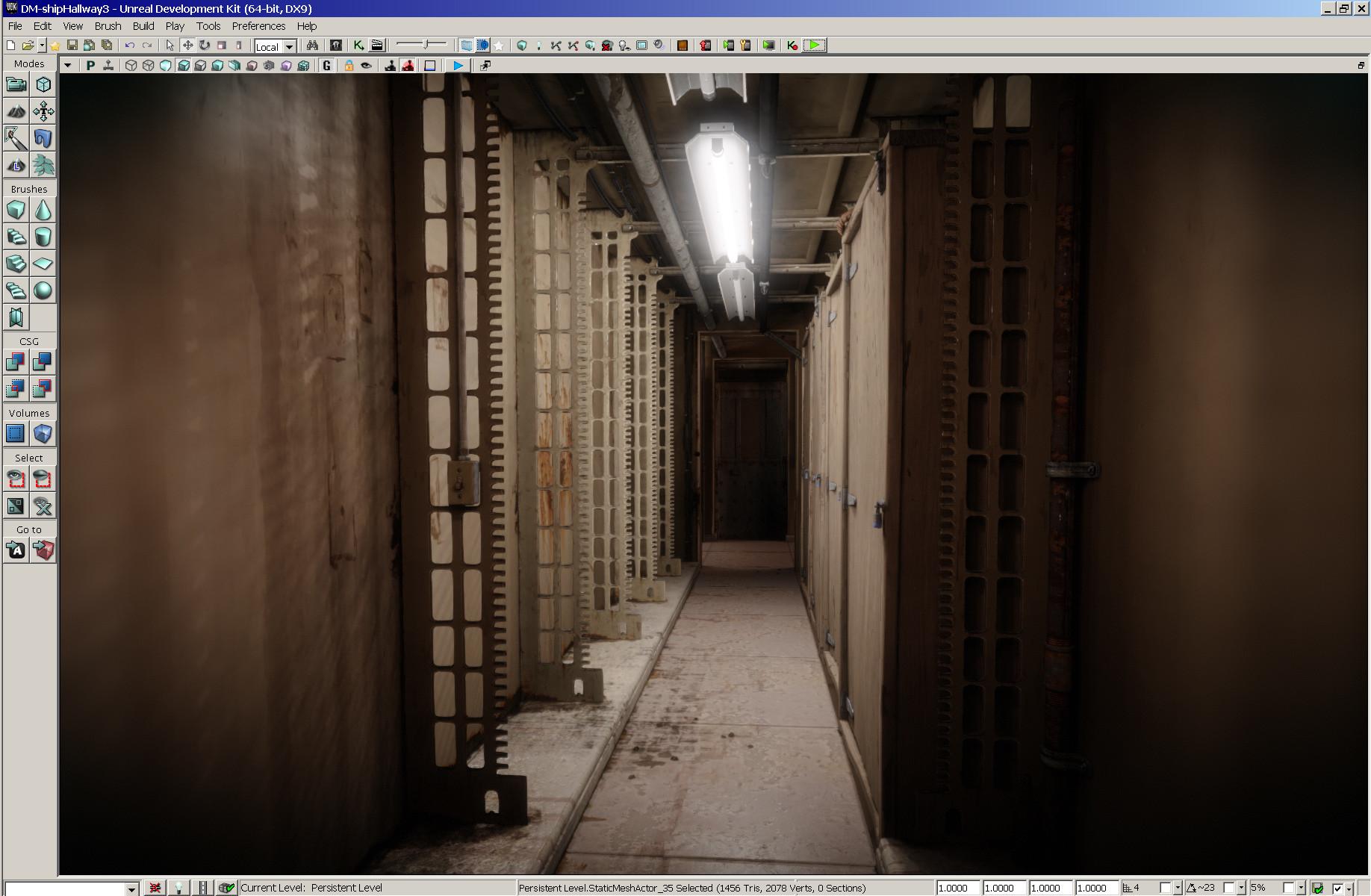 Francisco cruz hallway 13
