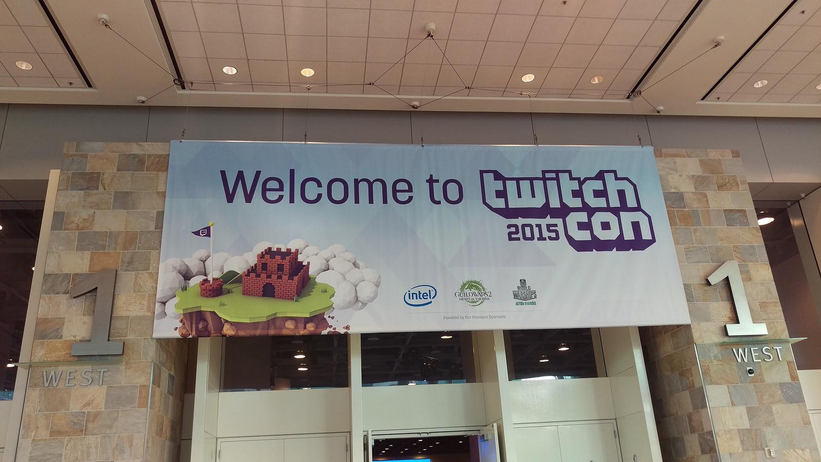 TwitchCon 2015!