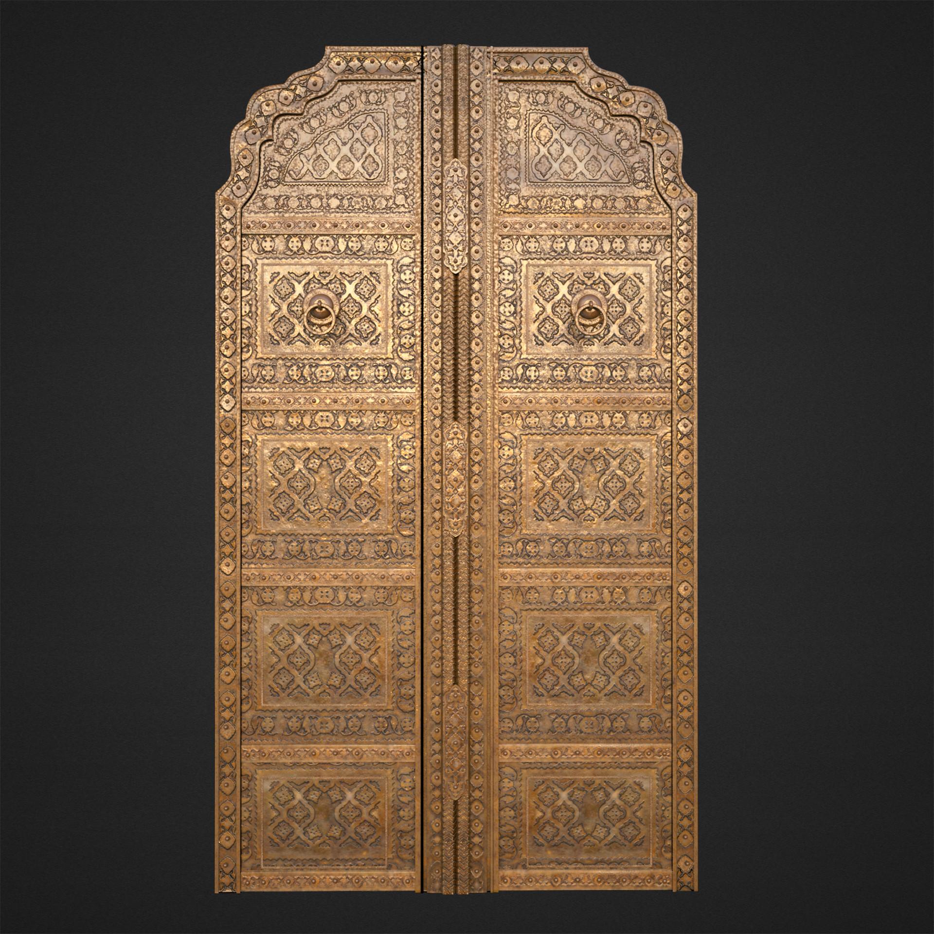 Royal Door & Mohit Manoharan - Royal Door