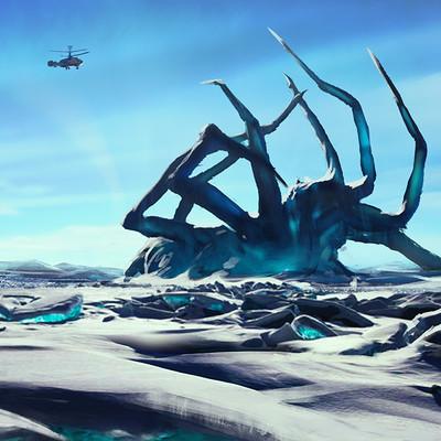 Nagy norbert ice spider remake