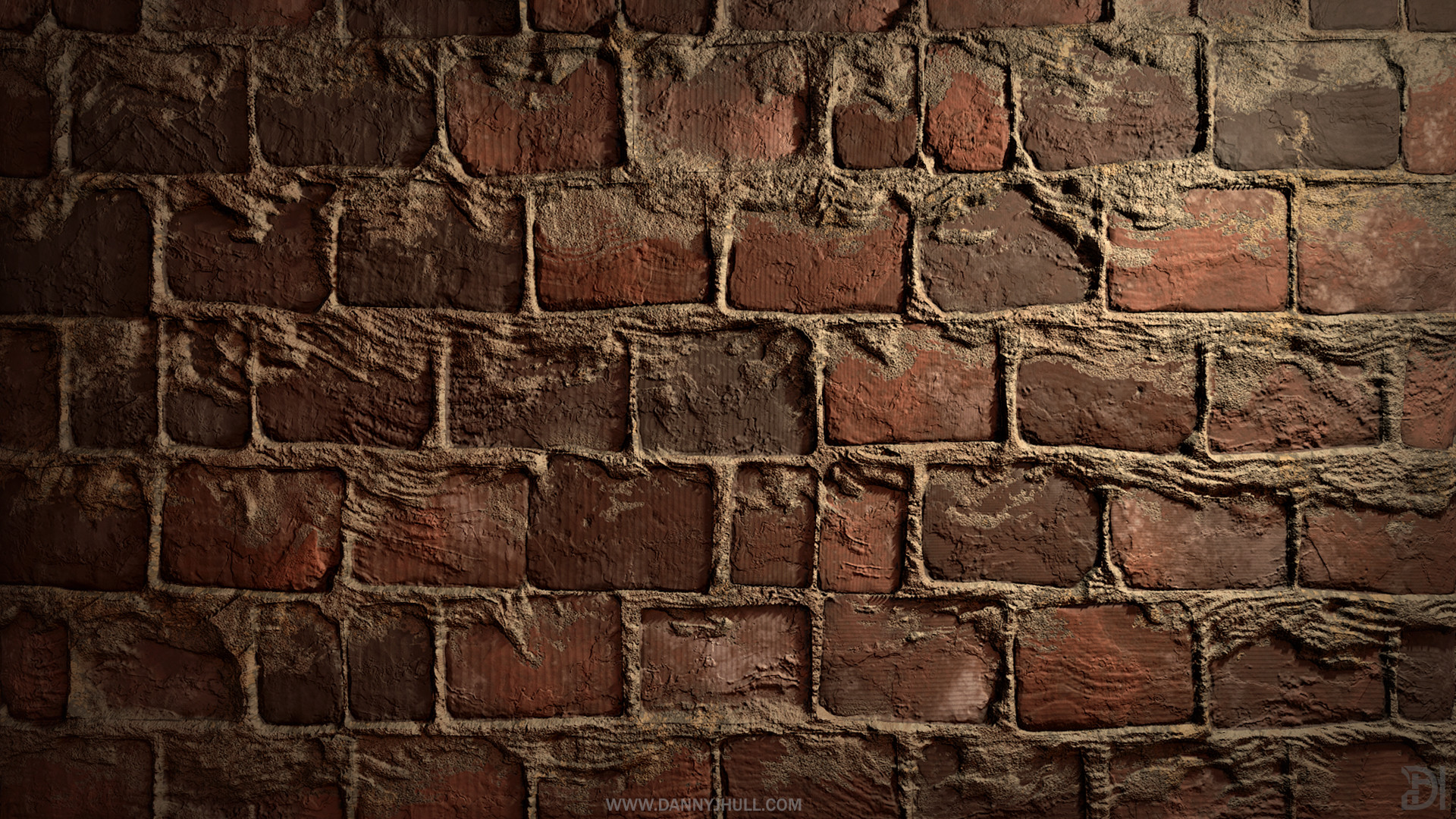 Daniel hull brick wall 3