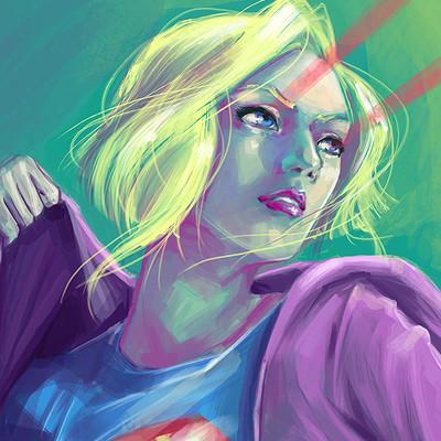 Aleta vidal supergirlb