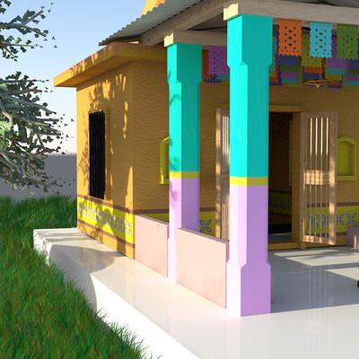 Rajesh sawant shiva temple 2