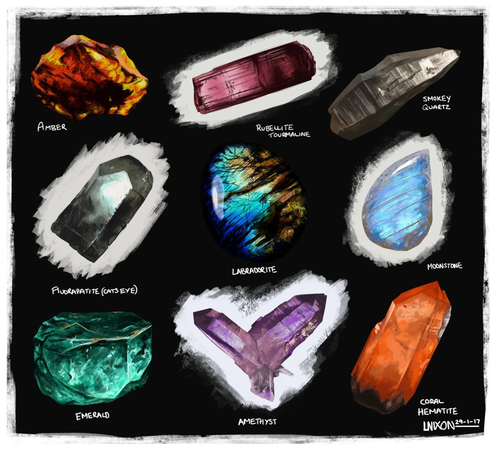 gem of study The largest gemology study and reference site on the internet.
