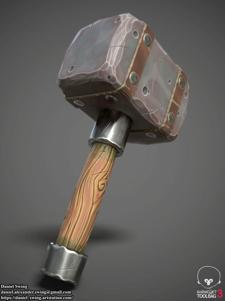 Daniel swing stylizedhammer 4