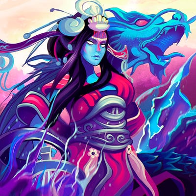 Iulia crimson naga