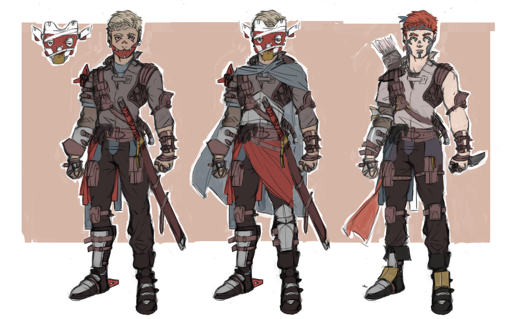 Kurtis knight davy concept sheet