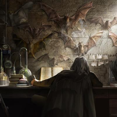 Van Helsing's Lab