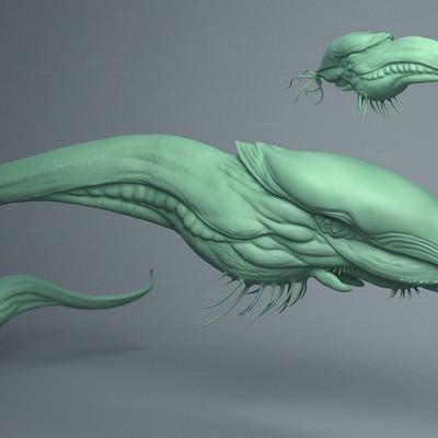 Bhushan arekar creature 01