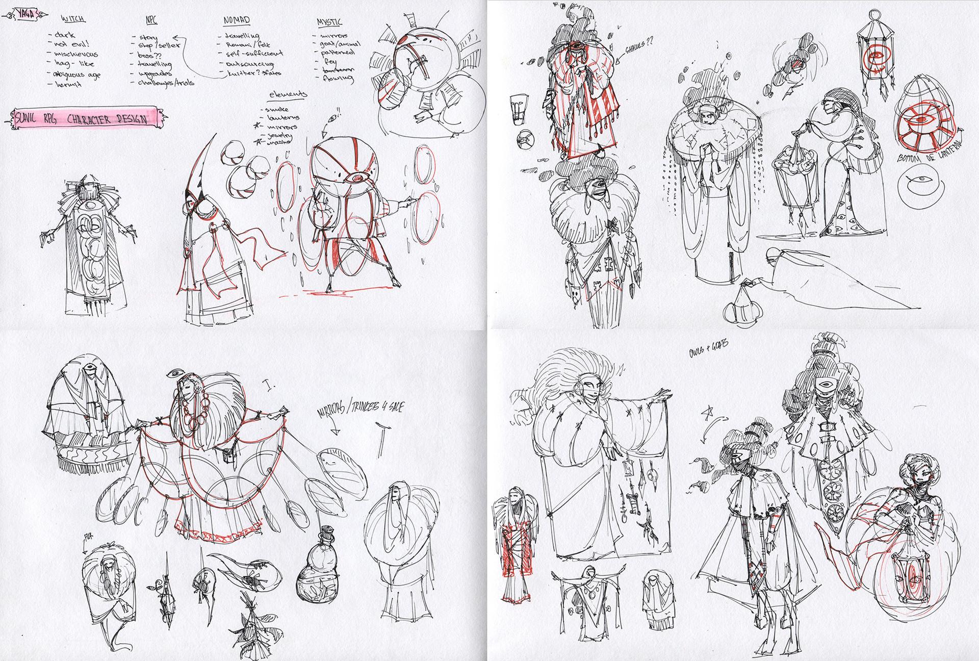 Vlada monakhova vlada sketches