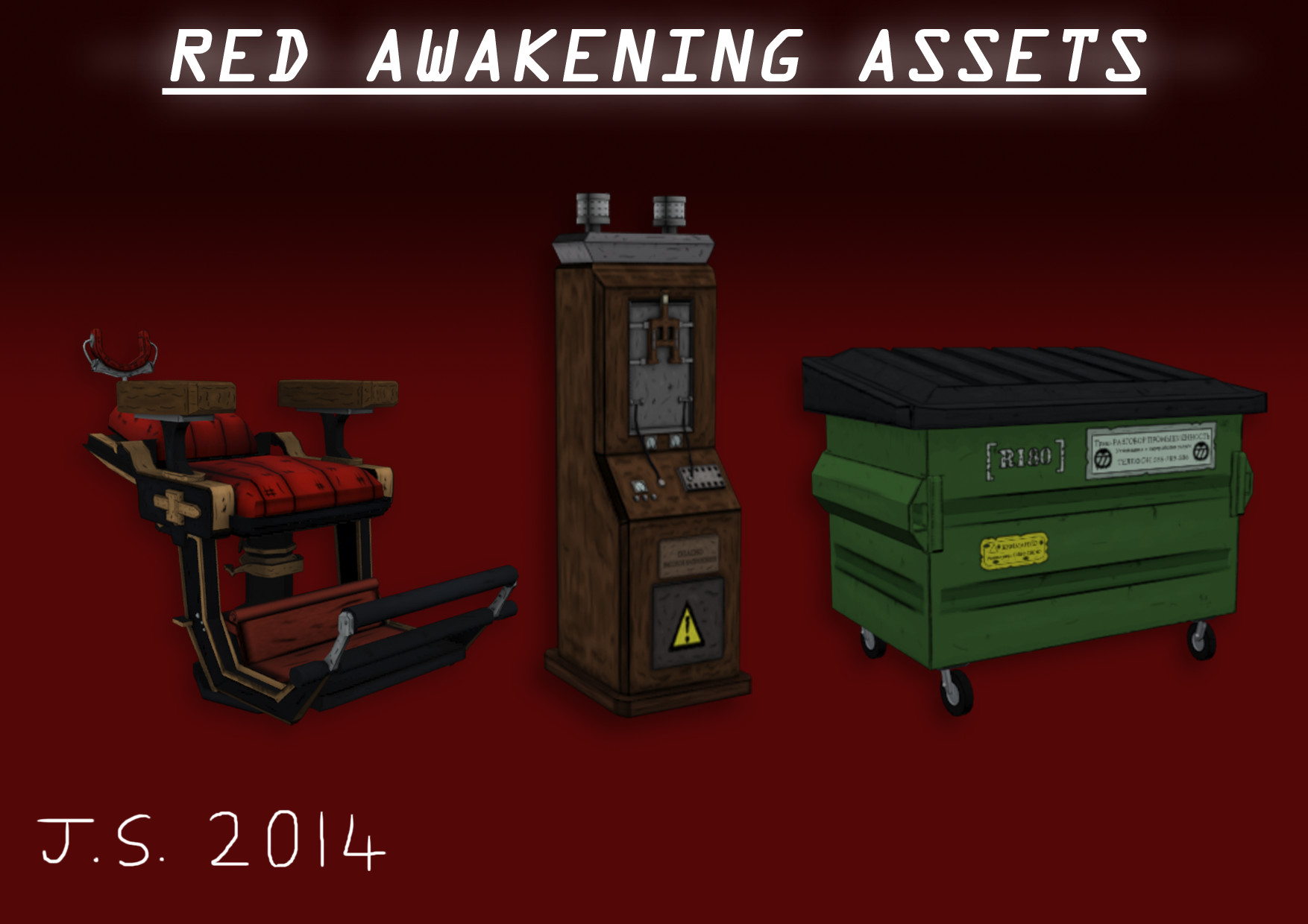 James skinner red awakening assets1