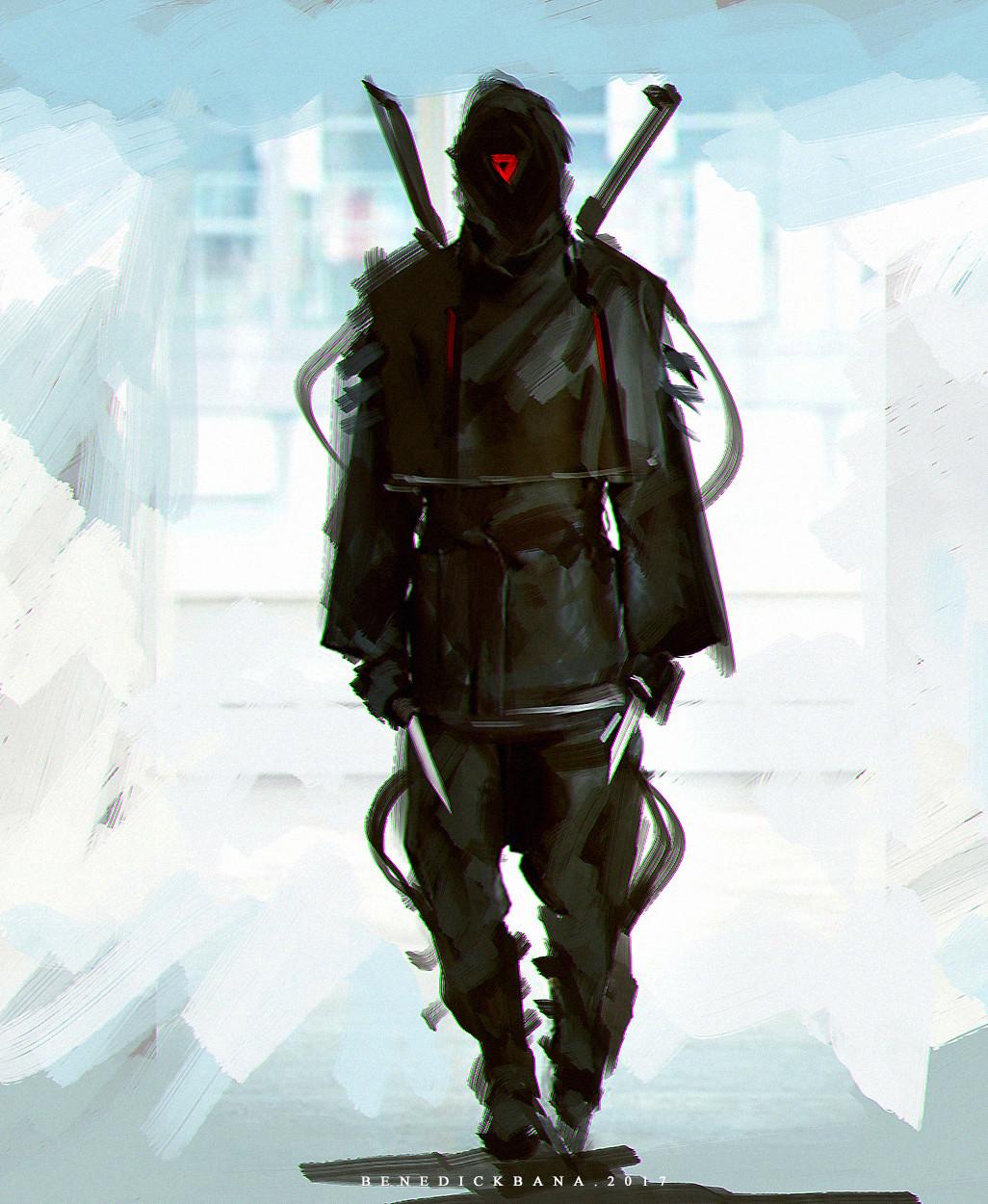 Benedick bana ninja lores