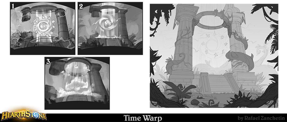 Rafael zanchetin timewarp thumbs