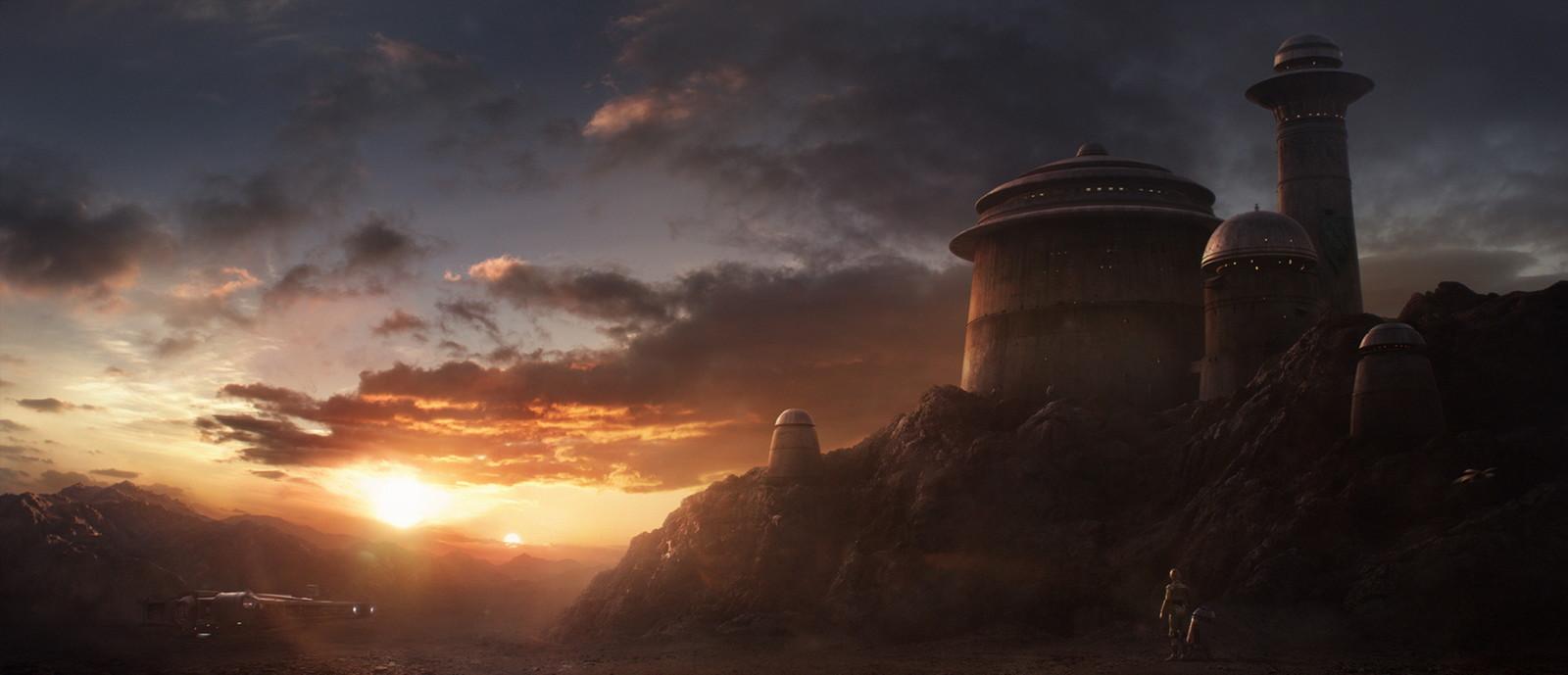Jabba's Palace I.