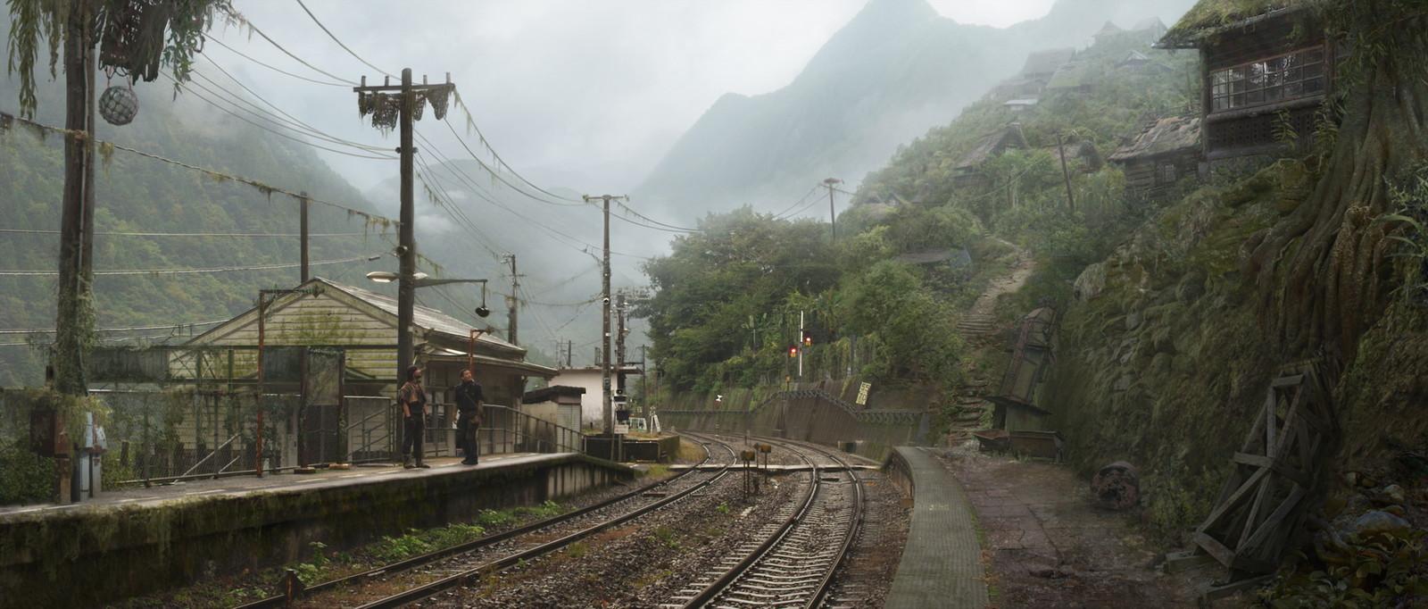 Station Exit