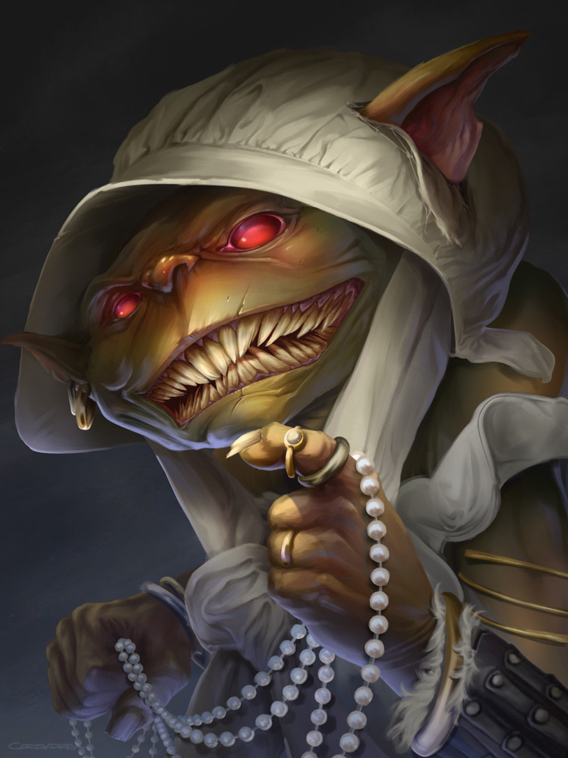 Goblin Cutpurse