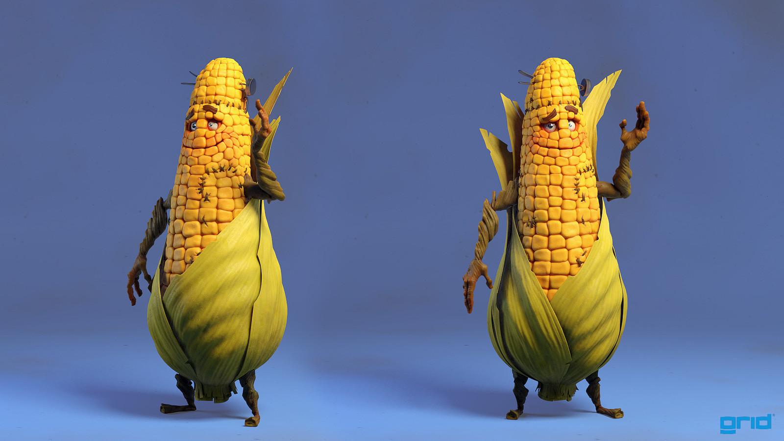 Veggiestein - Corn