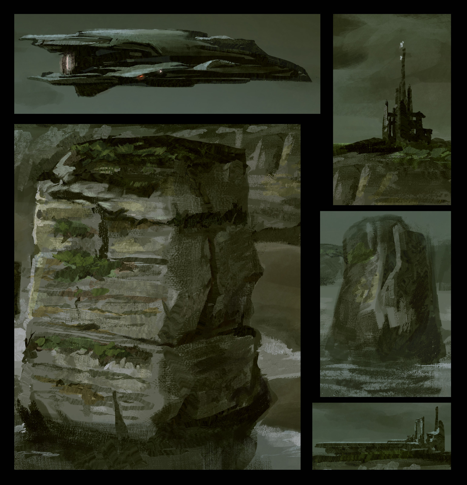 Outpost - details