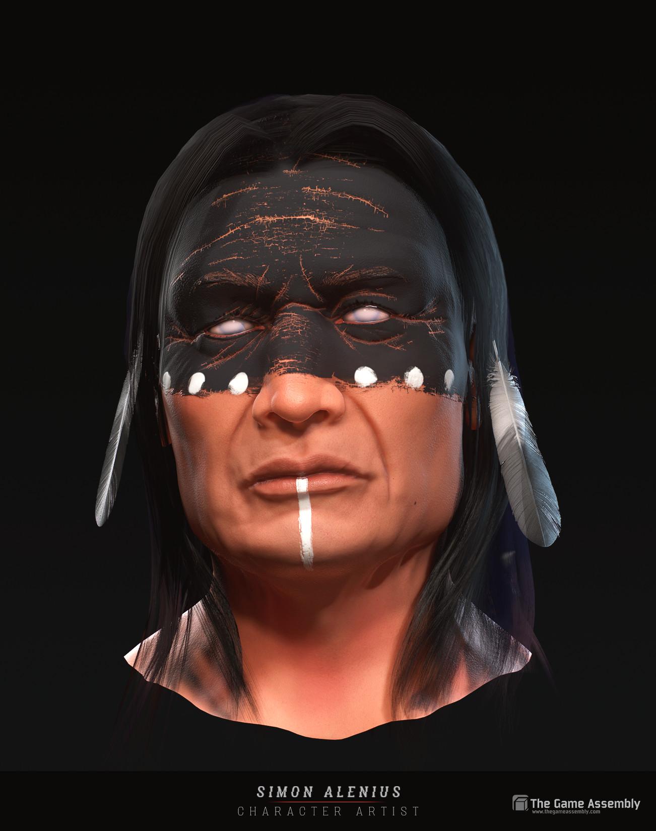 Simon alenius shaman v2 03