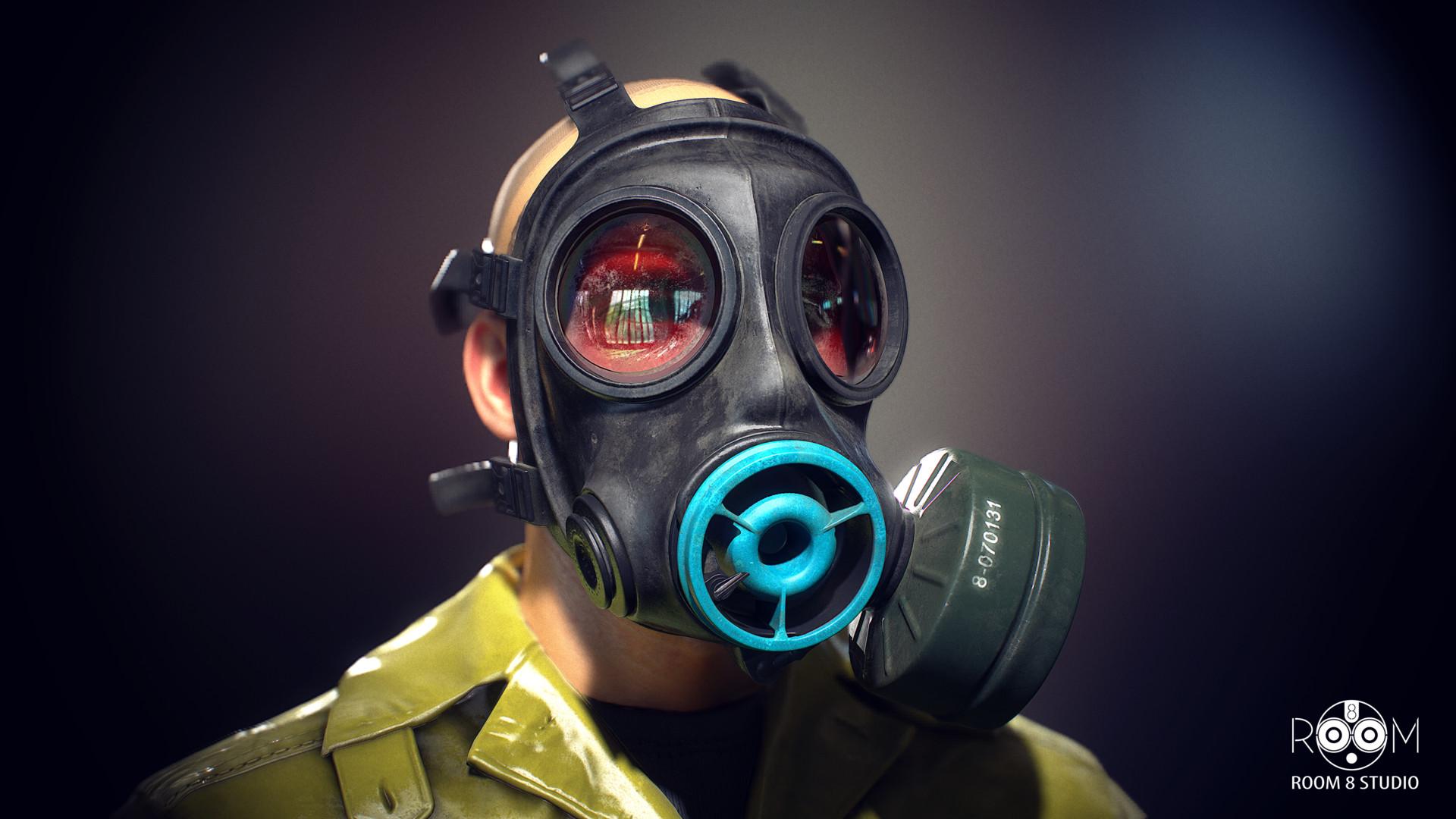 Room 8 studio gasmask 01