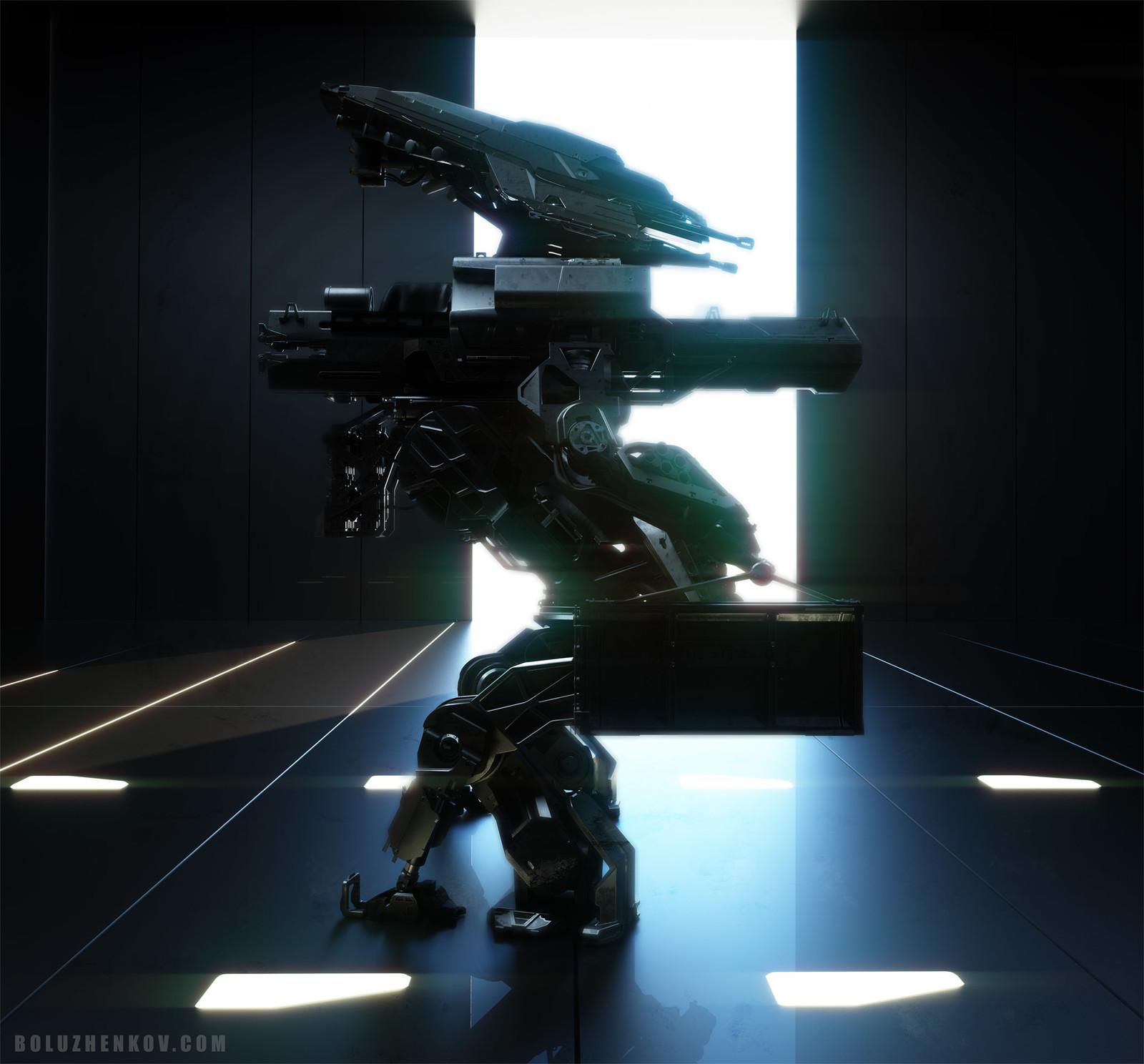 TUSHKAN - Universal battle platform