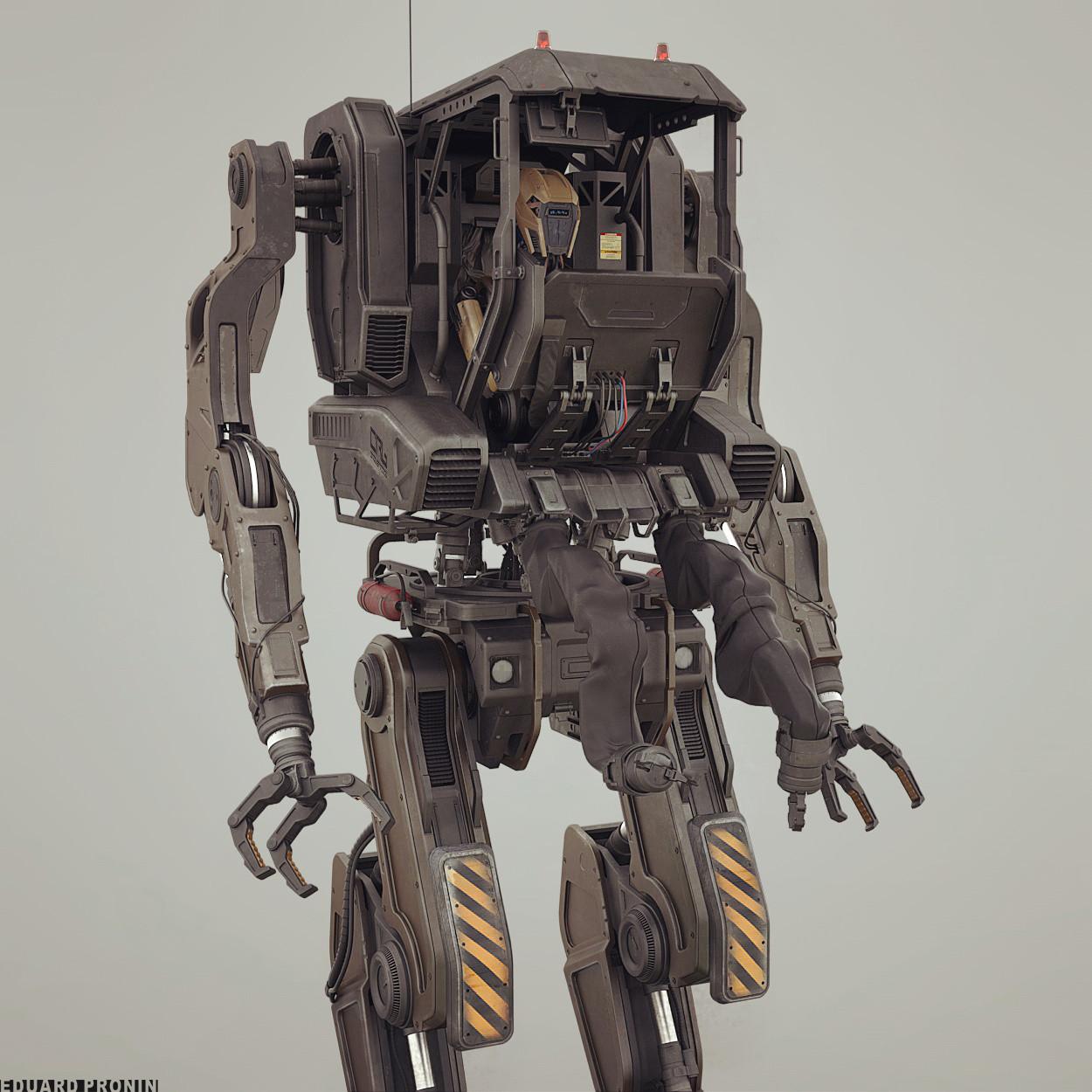 Eduard pronin robot loader2