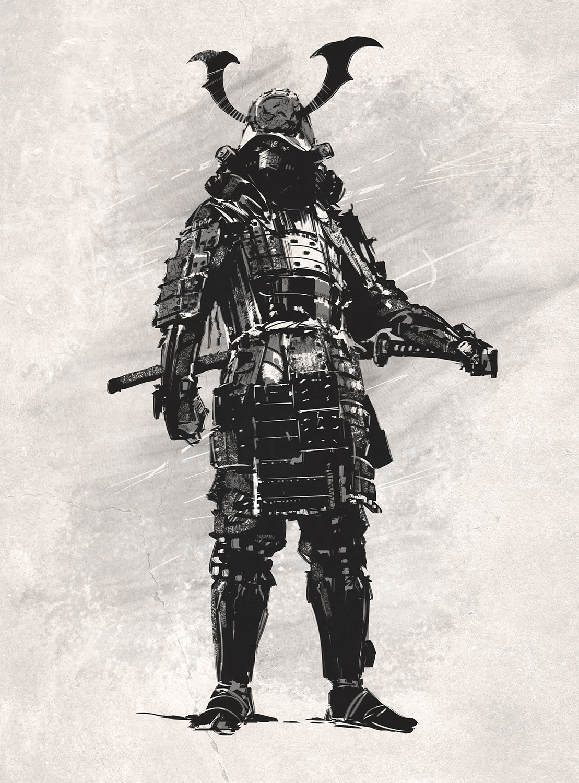 Joakim ericsson samurai