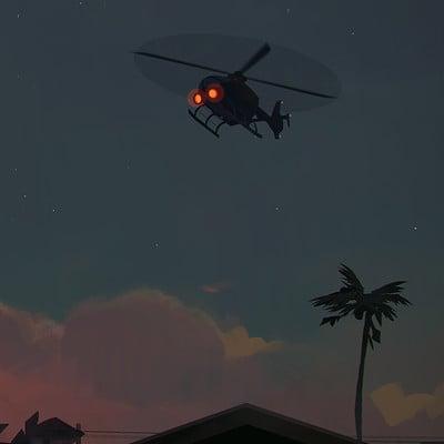 Ivan pozdnyakov helicopter