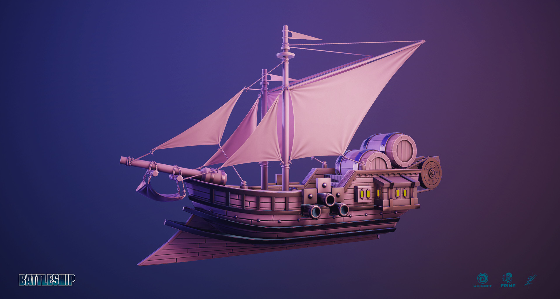Guillaume lachance pirate destroyer 02