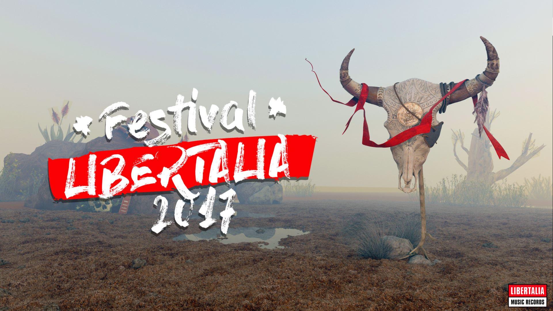 Final product for Libertalia Festival 2017 #MG  2D Art by Weedi