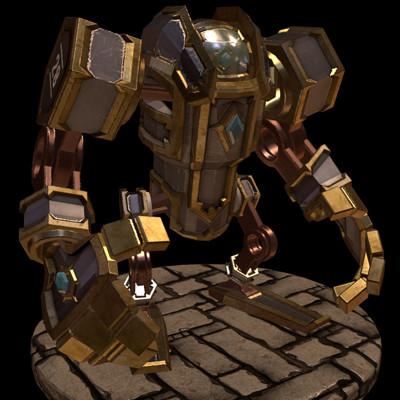 Sietske hereijgers hexabot texture