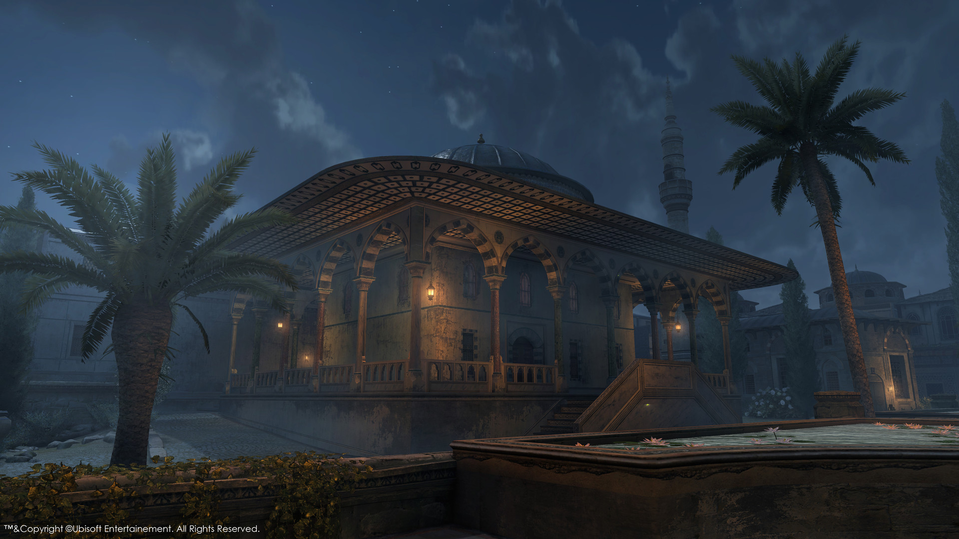 Artstation Assassin S Creed Revelations Topkapi Palace