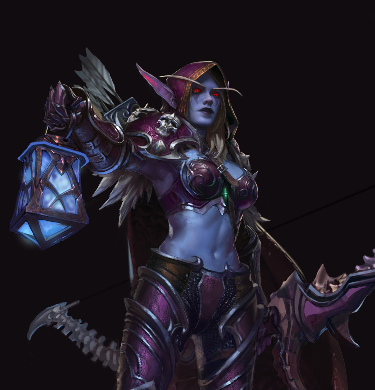 sylvanas windrunner wowpedia your wiki guide to the - HD1244×1293
