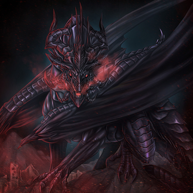 Widodo pangarso black dragon colorprev