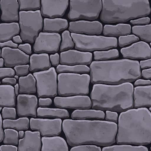 Litha bacchi rockbitmap2material 3 base colorbase color