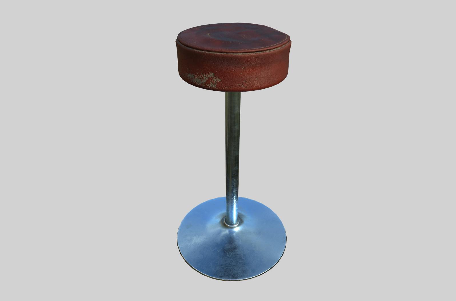 Ibrahim shahin stool