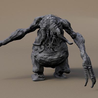 Masatomo suzuki creature typeo 04