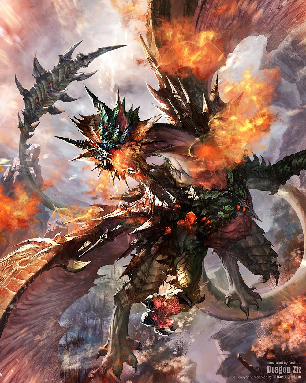 antilous chao dragon ziz