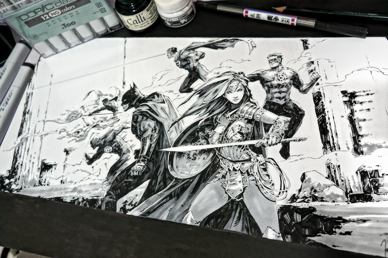 Justice League 2.0
