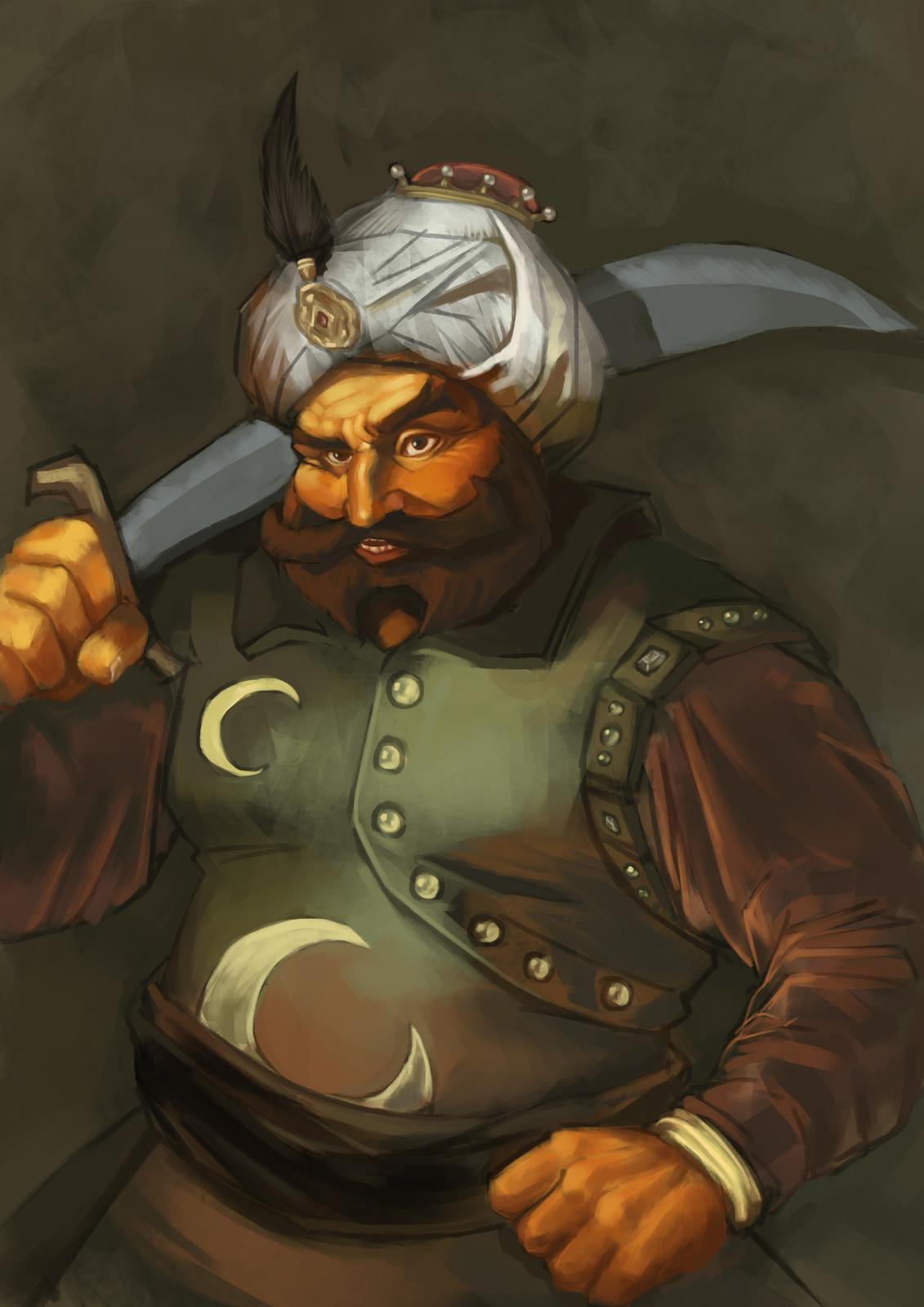 En Garde! - Al Rais