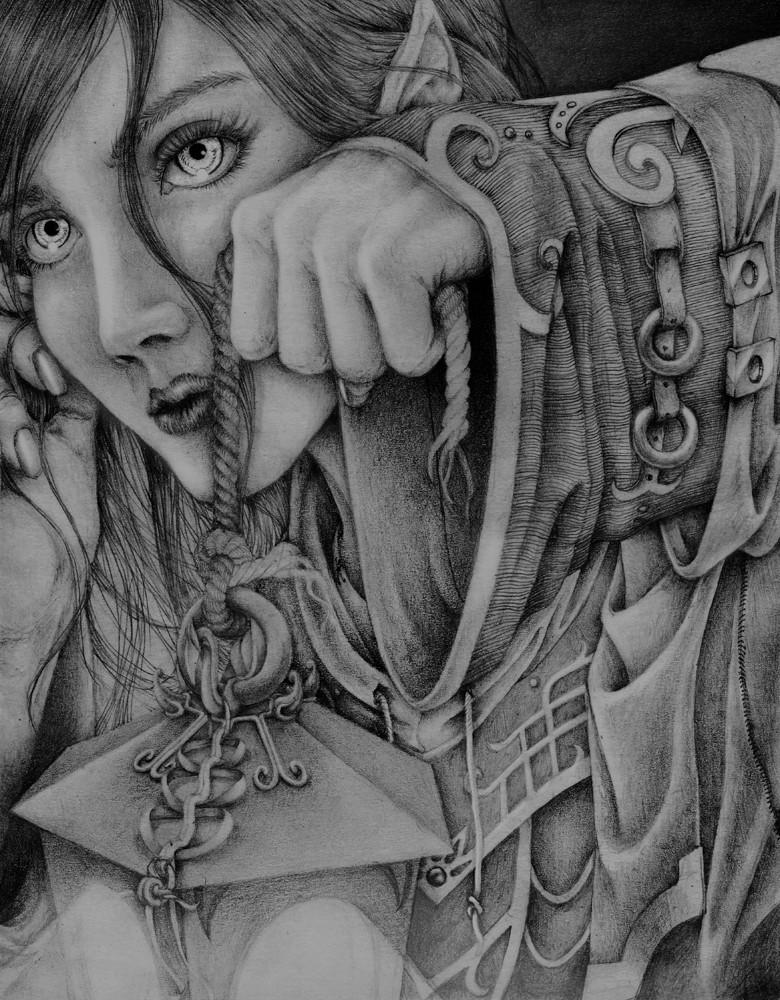 Kaithzer morejon sephirah pencils by einsamkaith d3fjfcn