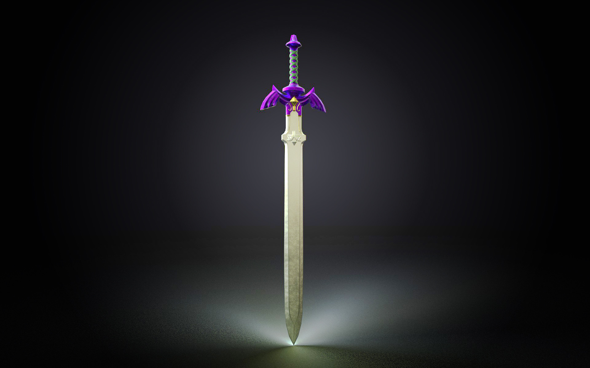 The Master Sword !!