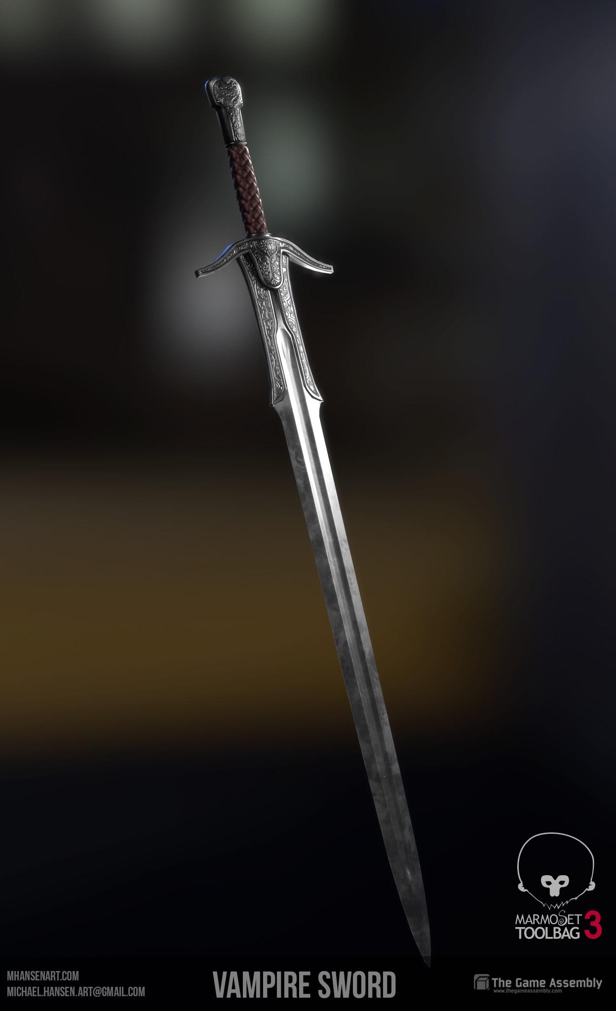 Michael hansen sword02