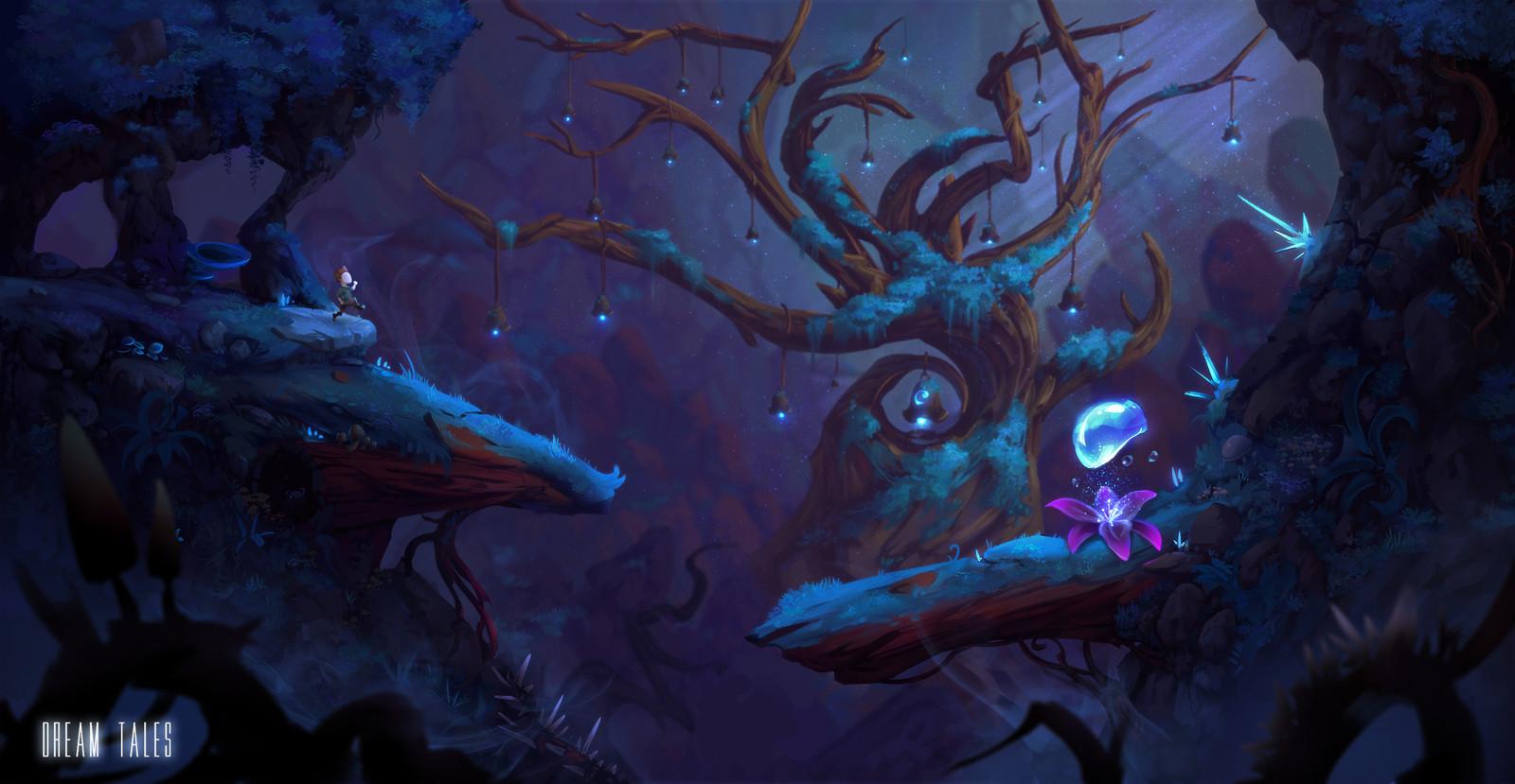 Dream Tales - Bell Tree