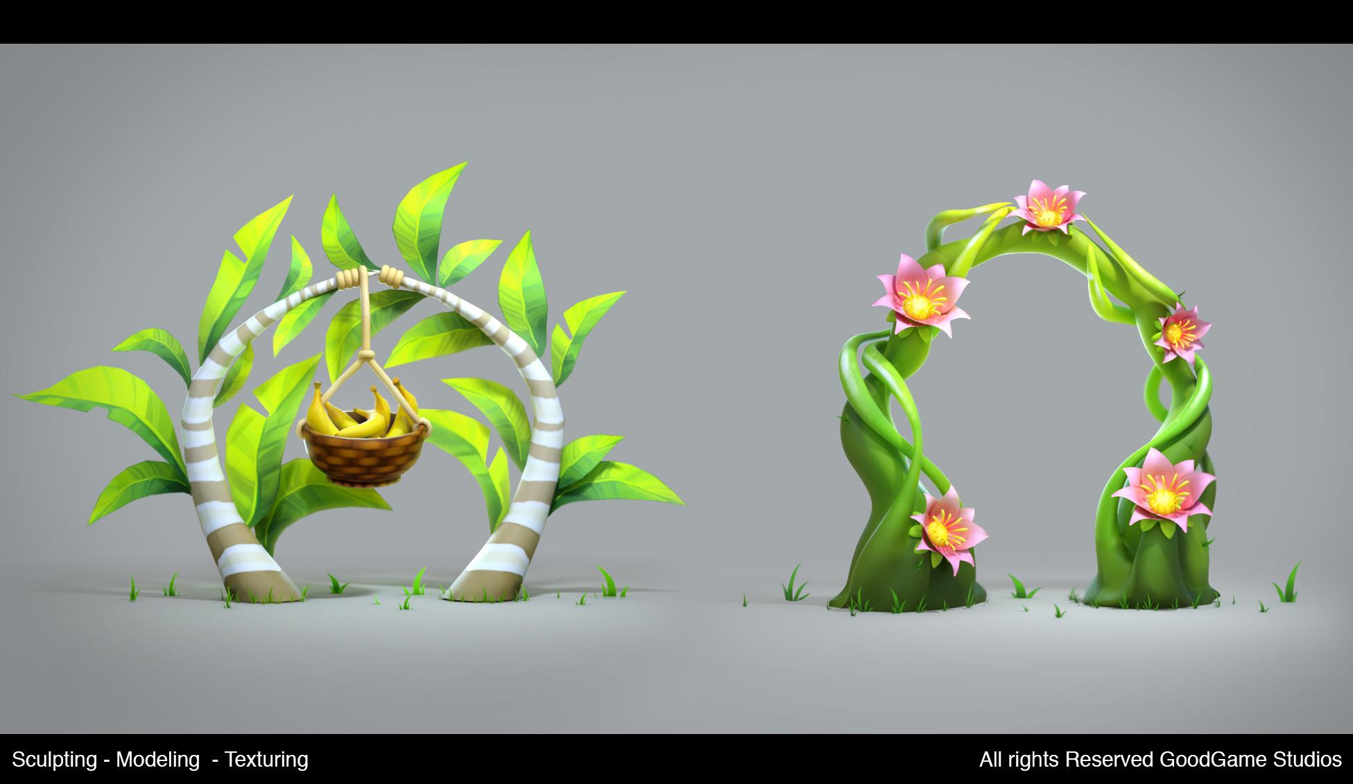 Tree 3d Concepts