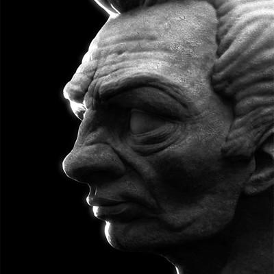 Maxime roch headsculpt