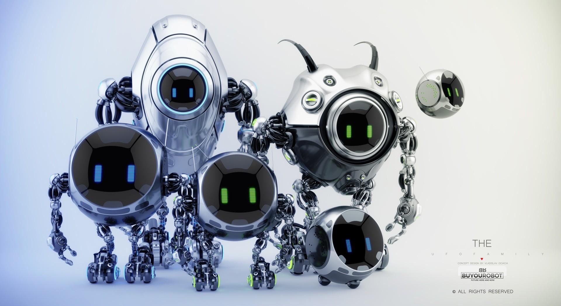 Vladislav ociacia beetle robot family buyourobot 1