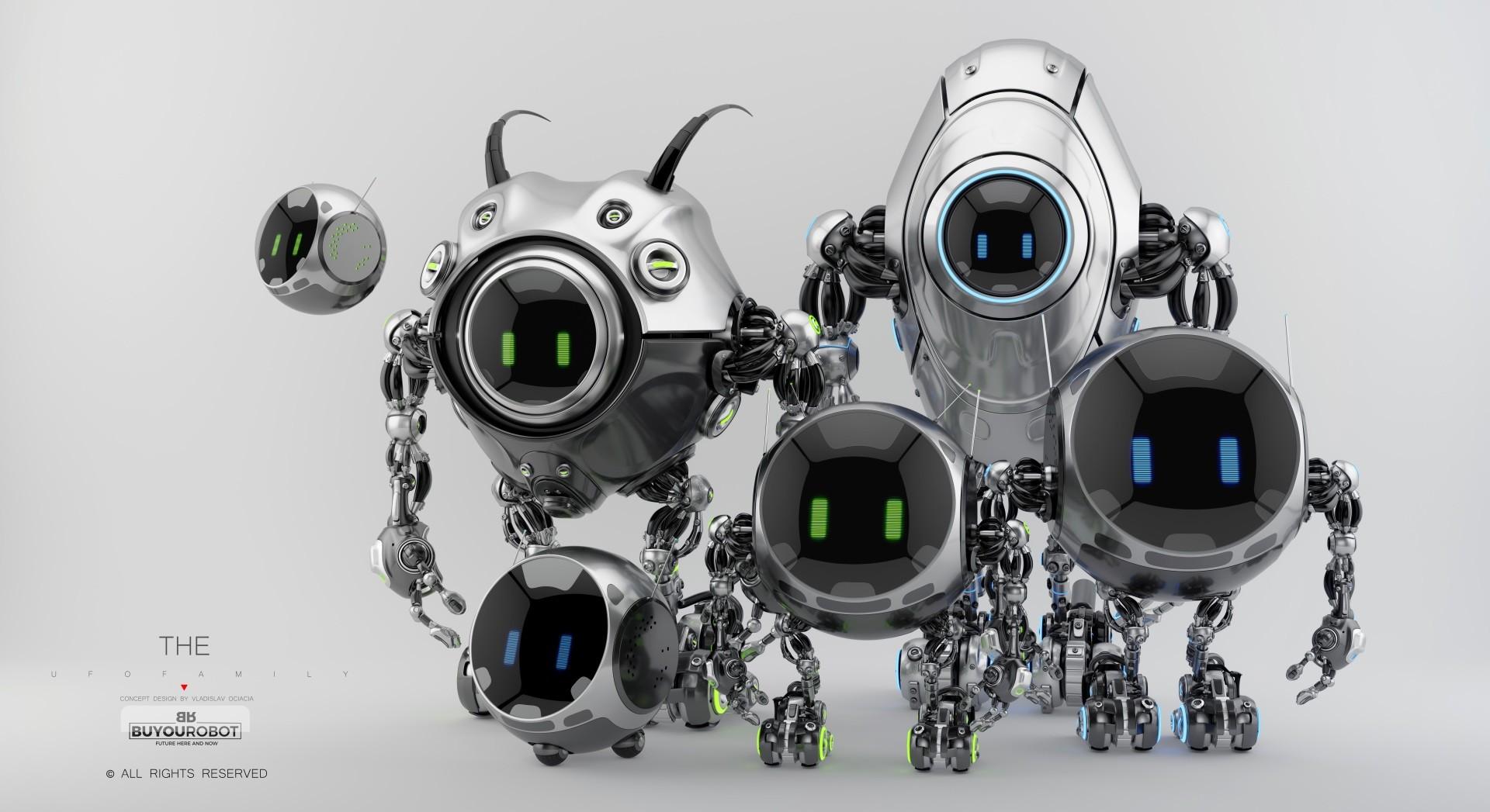 Vladislav ociacia beetle robot family buyourobot 2